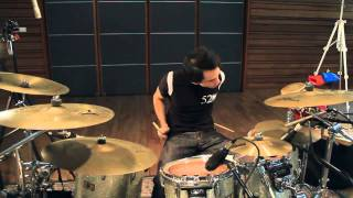 Born This Way - Lady Gaga - Drum Cover - Fede Rabaquino