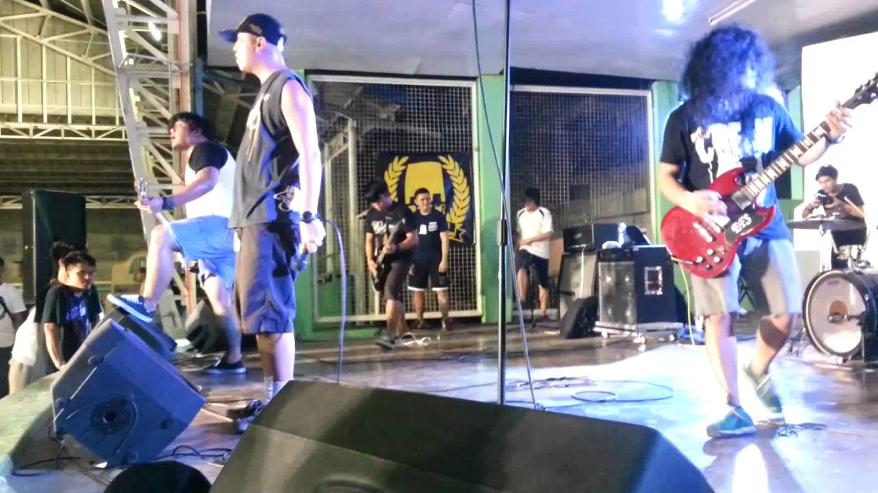 DEAD ON ARRIVAL - BLOOD ON MY HEAD/LEAD THE VICTORY (T A B COVER) @MJW  METAL&HARDCORE FEST