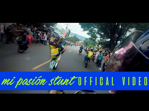 canción - MI PASIÓN STUNT - Alex Junior (OFFCIAL VIDEO)
