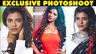Sizzling and Svelte Aishwarya Rajesh Photoshoot Making | That1Too | Galatta Exclusive