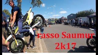 rasso Saumur 2k17 ( Wheeling, run, #boiserie et Gendarmerie)