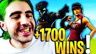 🔴Nouveau Skin ! || Pro Fortnite Player || 1700 Wins || Fortnite Gameplay Fr et Tr