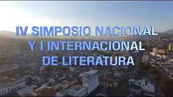 """I Simposio Internacional y IV Nacional de Literatura """"Pablo Palacio"""""""