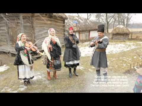 Merry Christmas from Ukraine Today! Traditional Ukrainian festive cheer for the holiday season