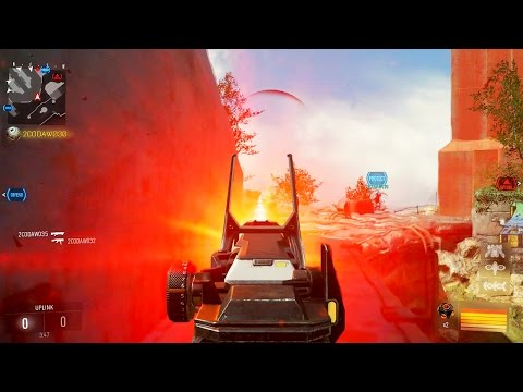 LASER GUN! Call Of Duty: Advanced Warfare Multiplayer Gameplay - EM1 Direct Energy Weapon (1080p HD)