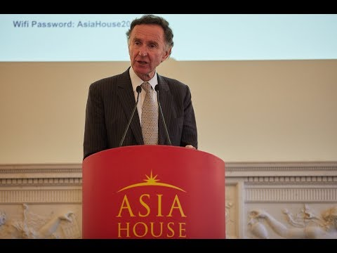 The Open Futures of the Middle East - a lecture by Lord Green