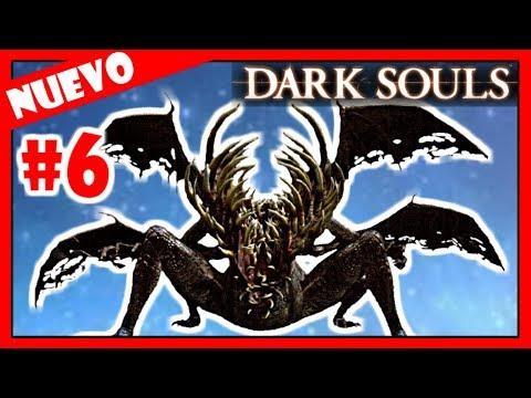 Dark Souls Remastered guia: PROFUNDIDADES Y DRAGON BOQUIABIERTO - EP.6