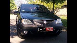 Автопарк Dacia Logan 2006 года (код товара 19046)