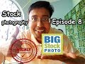 How to sell photos Online.Big Stock Photo Review. Stock Photography Episode 8.