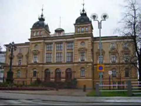 Oulu sightseeing for turists and people