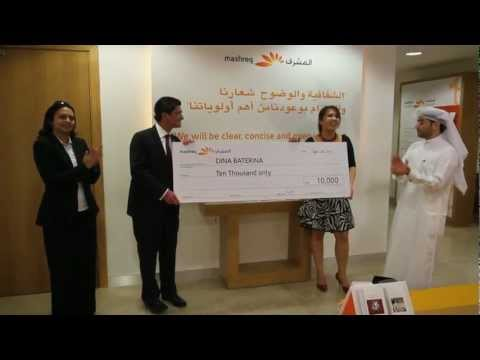 Mashreq Bank | Share Your Dream Campaign | Winner Interview | Socialize Agency