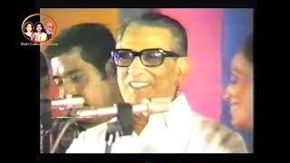 Ram Punjwani and Bhagwanti Navani - Sindhi Kallam RAMIZIN SAN GULAM KAYON