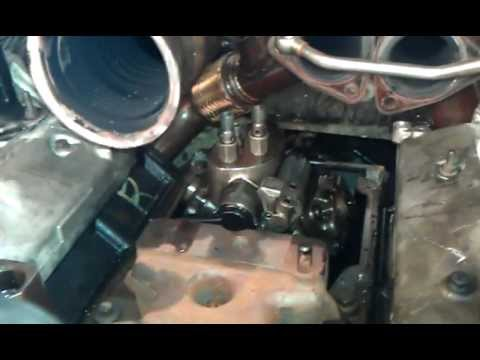 6 4l High Pressure Fuel Pump P0088 Youtube