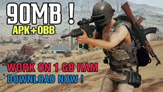 90MB] Download PUBG Mobile Clone For Android || High