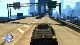 grand theft auto episode from liberty city steal a tank gameplay 5 the ballad of gay tony gta 5