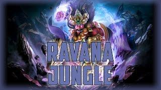 Ravana Ranked Jungle: Split push is dumb - Smite