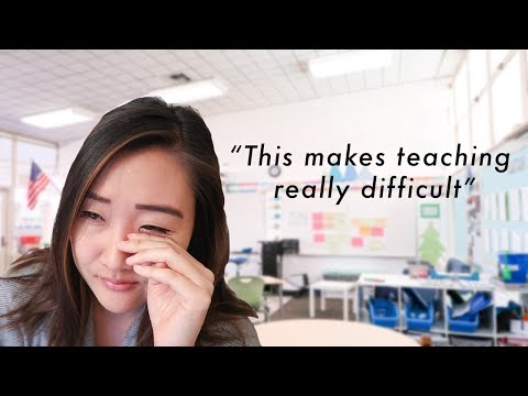 What Makes Being an Elementary School Teacher Difficult 😭