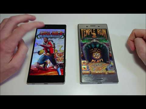 Sony Xperia XZ Premium vs Z5 Premium Speed Test, Multitasking, Benchmark, Speaker
