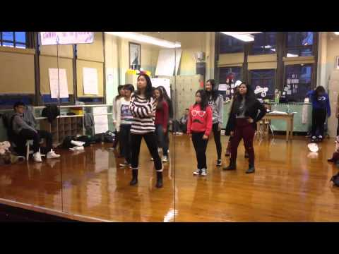 Curtis High School Asian Club Activity