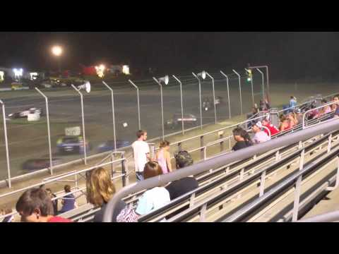 34 raceway imca modified feature 7/25/15