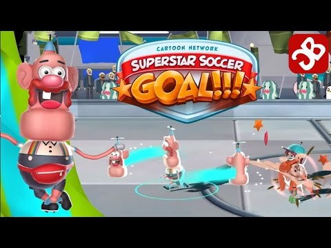 CN Superstar Soccer: Goal – UNCLE GRANDPA'S GOLD TROPHY