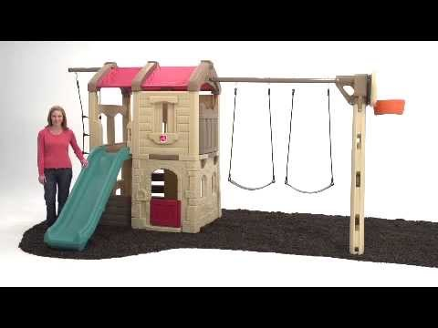 Step2 - Naturally Playful - Adventure Lodge Play Center