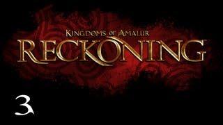 Прохождение Kingdoms of Amalur: Reckoning - Часть 3 — Возводя мосты: Эльфийка по имени Аэри