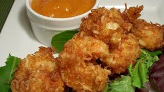 How To Make Coconut Shrimp.
