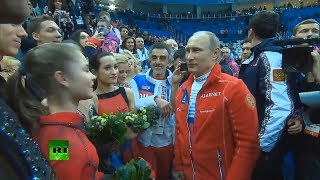 Vladimir Putin -The Number One Man In The World