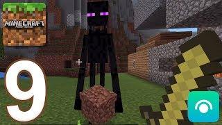 Minecraft: Pocket Edition - Gameplay Walkthrough Part 9 - Survival (iOS, Android)