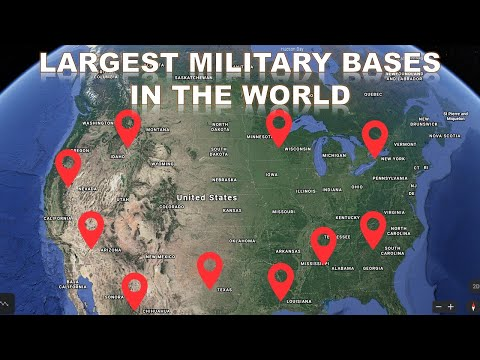 10 Largest Military