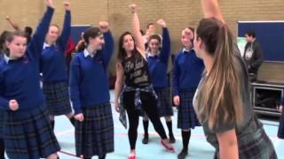 Young Americans Appeal - Fundraising Video for Colaiste Eoin and Cabra CC
