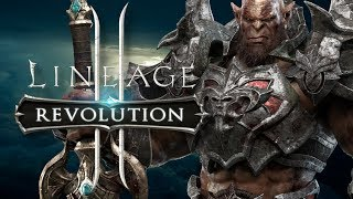 Lineage 2: Revolution - Gameplay Highlights (Mobile MMORPG)