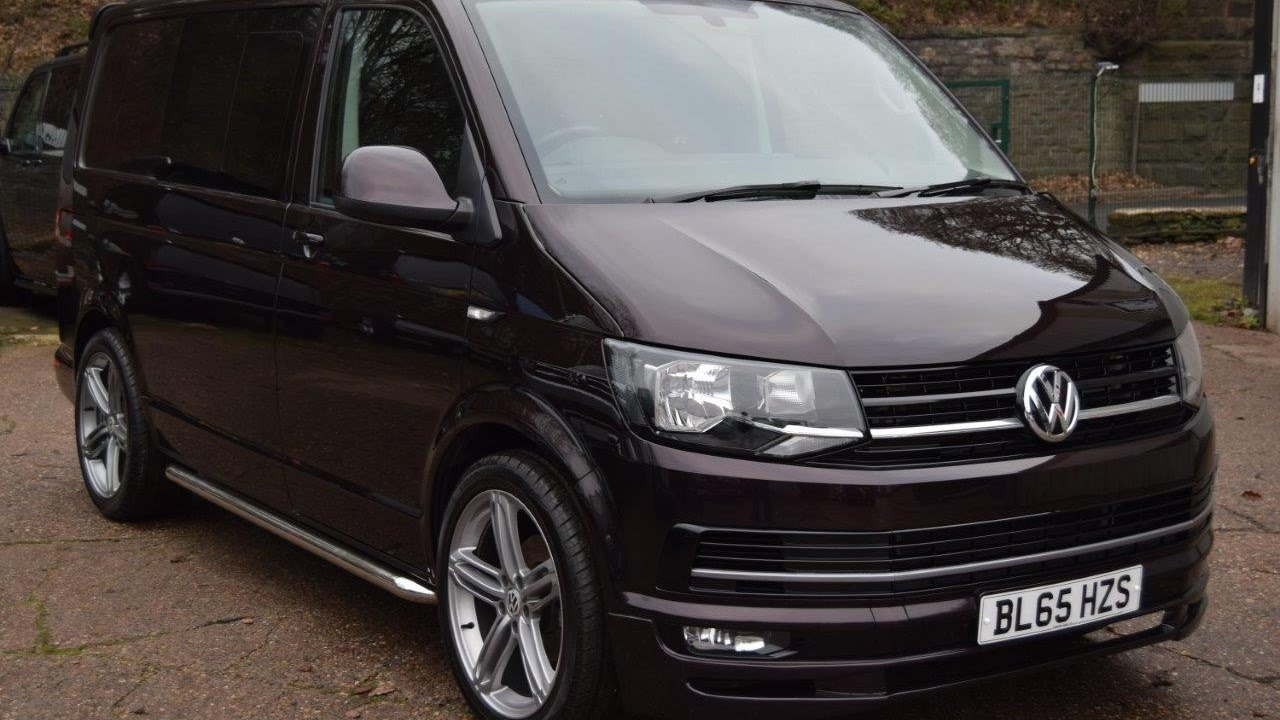 2015 vw t6 2 0tdi blackberry swb kombi sportline pack. Black Bedroom Furniture Sets. Home Design Ideas
