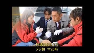 科捜研の女 説明 テレ朝 木20時 出典:http://www.tv-asahi.co.jp/kasou...