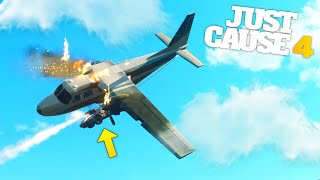 Just Cause 4 - The Airplane Takeoff Assistant