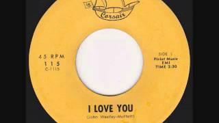 John Westley - I Love You