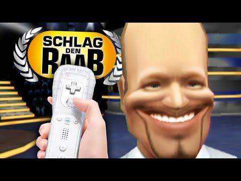 Schlag den Raab mit einer Wii