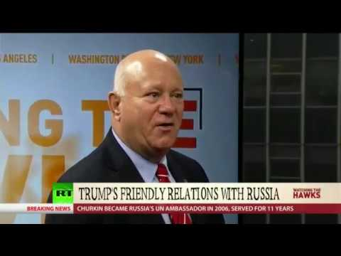 Former Mossad officer predicts Tump will be impeached