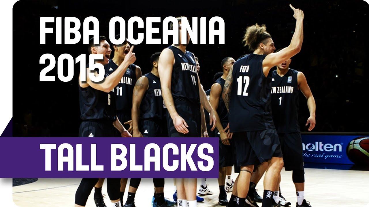 New Zealand Tournament Highlights - 2015 FIBA Oceania Championship