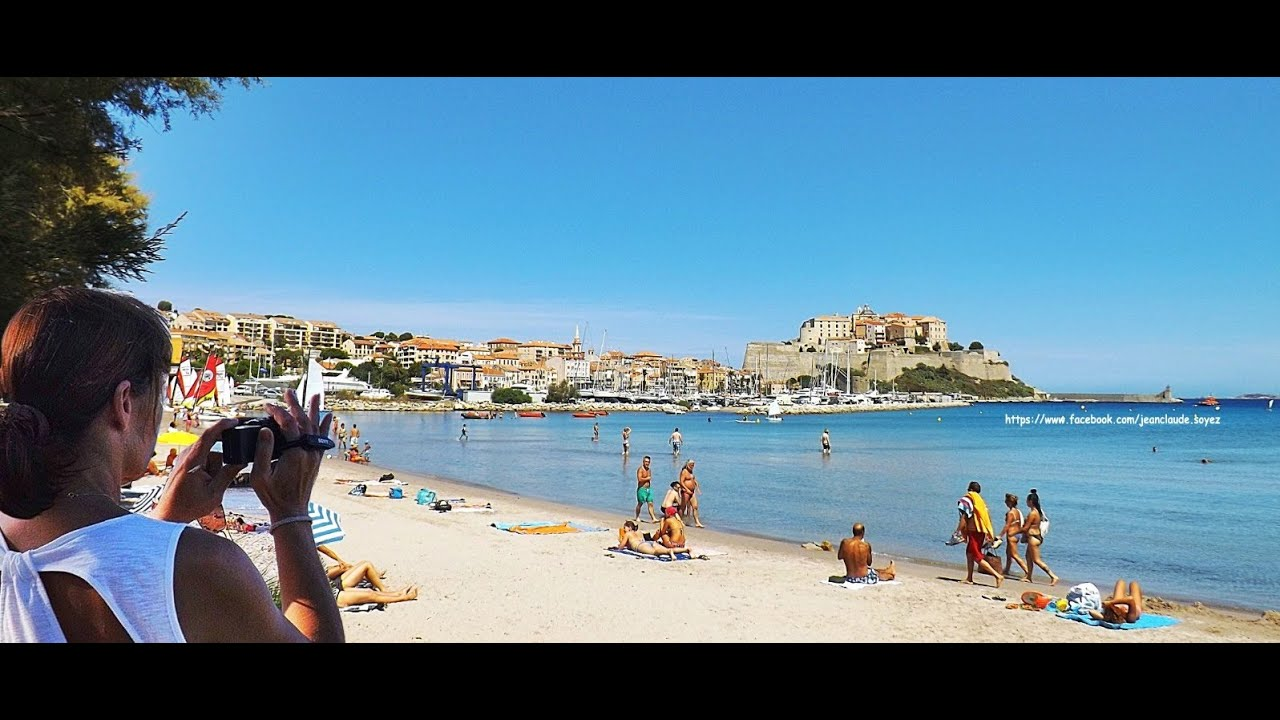 Calvi Plage Le 27 Septembre 2014 17h Hd Youtube