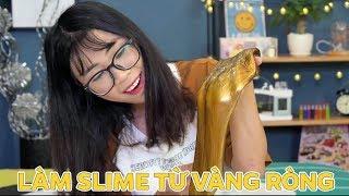Làm Slime Từ Vàng 9999
