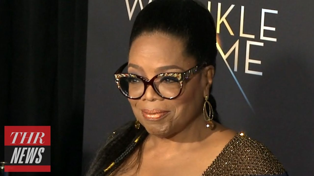 Oprah Winfrey to Adapt New York Times' '1619 Project' for Film, TV | THR News