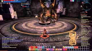[Tera Online] Warrior Early Access Gameplay - Shinzou leveling (Part 1)