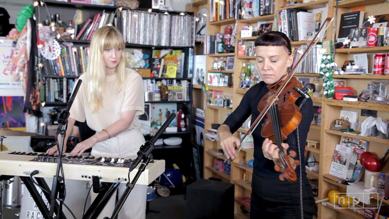 Gracie And Rachel Npr Music Tiny Desk Concert