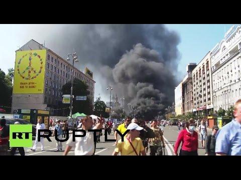 LIVE Maidan braces itself for renewed unrest
