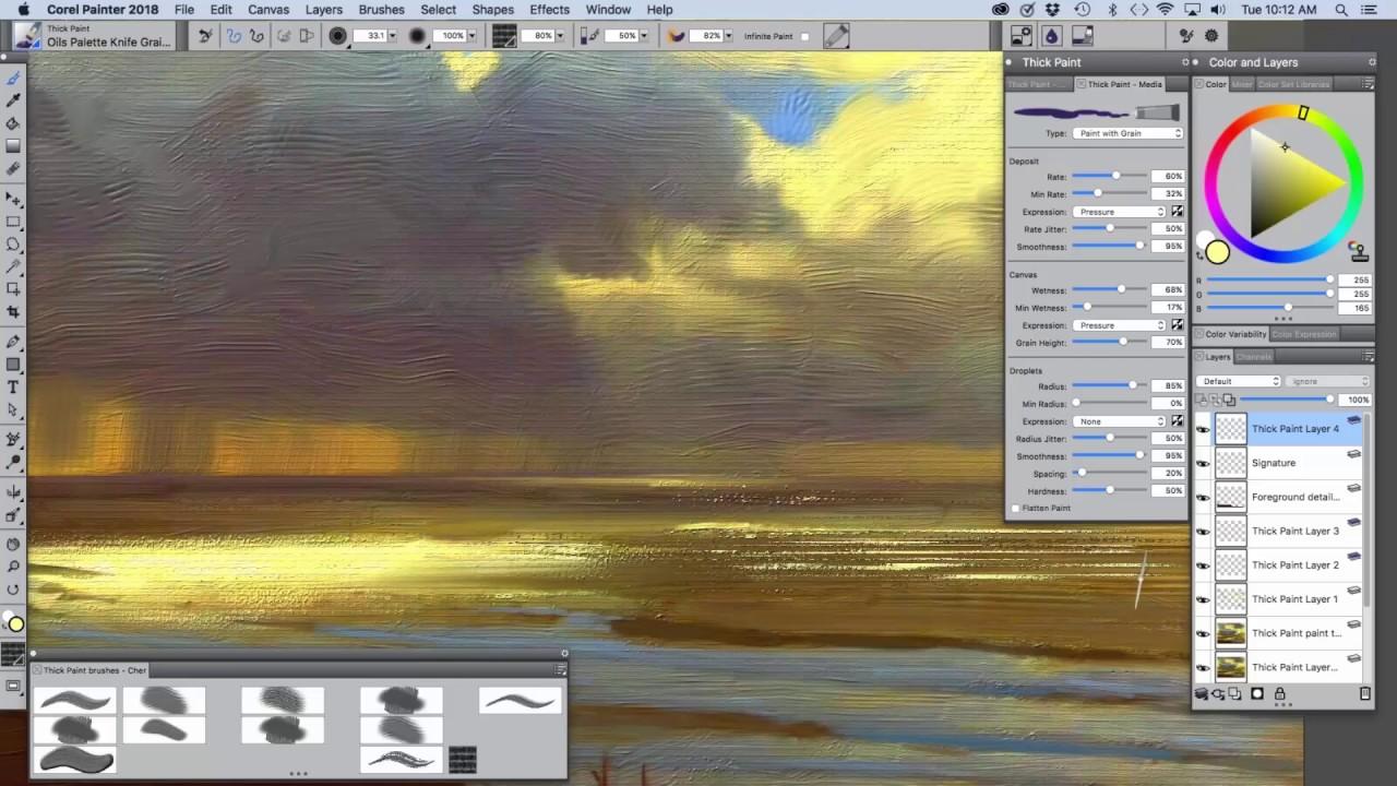 corel painter 2018 trial download