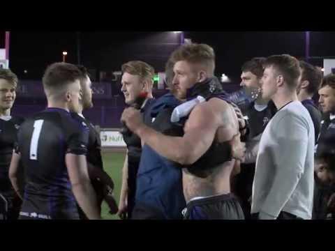 Leeds Beckett University enjoy BUCS 2015 rugby league title win