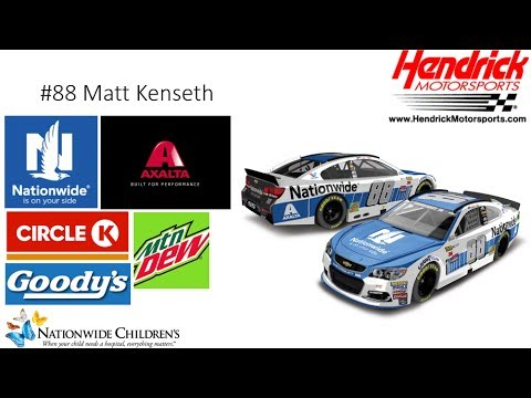 My 2018 NASCAR Cup Series Driver  Team Predictions  YouTube