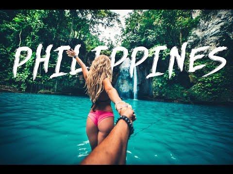 We found paradise Philippines // Vlog #11 (Whale sharks/ Kawasan falls) cebu air asia vegan travel